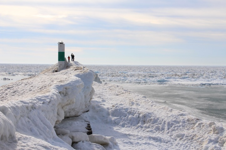 Lake Michigan hiver - 3