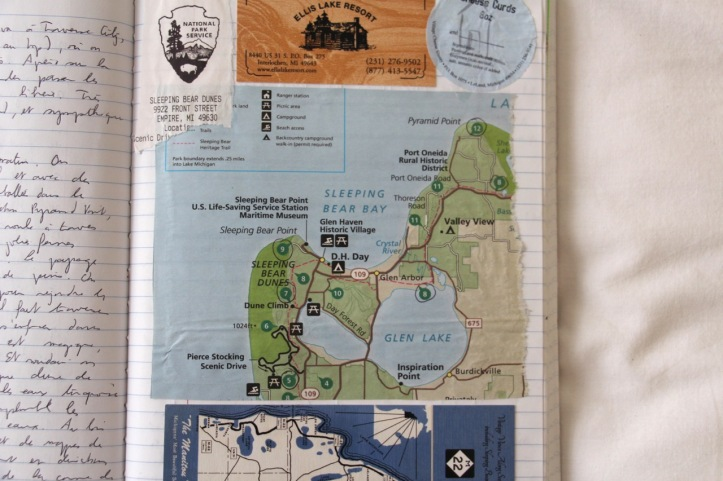 Carnets de voyage Michigan - 5