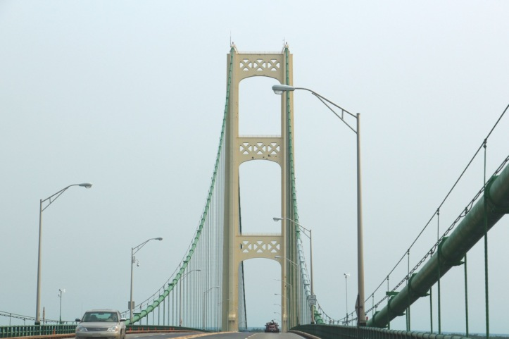 Mackinac Bridge - 1