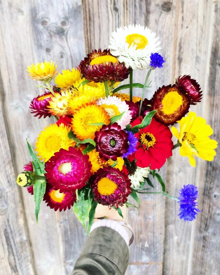 Bouquet ferme du logis