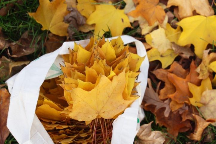 DIY couronne Thanksgiving - 3