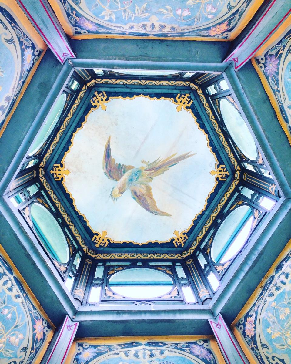 L'histoire de la pagode chinoise du parc de Bagatelle