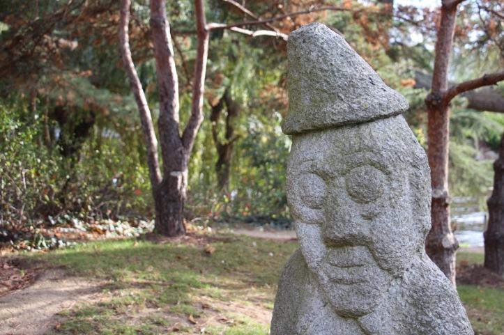 Jardin coréen jardin d'acclimatation - 13