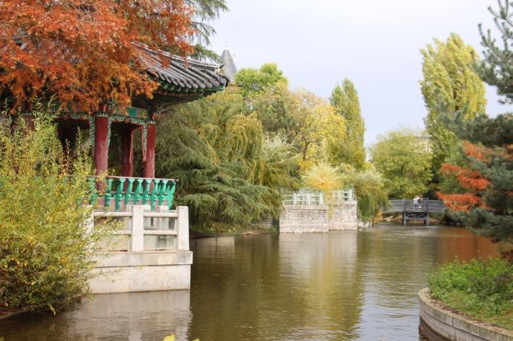 Jardin coréen jardin d'acclimatation - 6