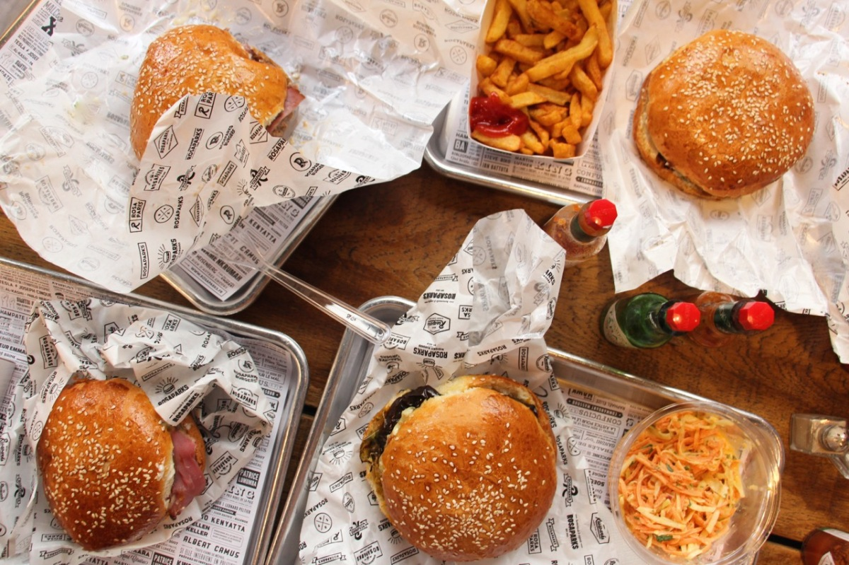 rosaparks un burger engag so many paris. Black Bedroom Furniture Sets. Home Design Ideas