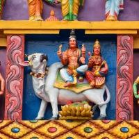 L'étonnant temple hindou Sivan à la Courneuve