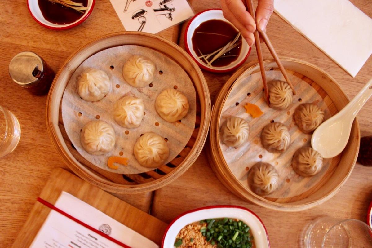 21G Dumpling : Shanghai, Canton, Taïwan et Hong Kong à Paris