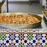 El Andalousia, pâtisserie algérienne de la Goutte d'Or