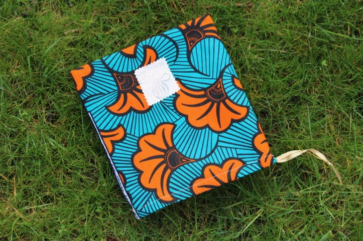 Pochette maillot wax Tropical - 2